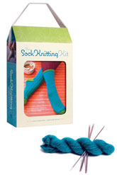 Sockknitting